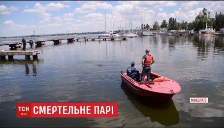 В Николаеве 14-летняя девушка прыгнула на спор в реку и утонула
