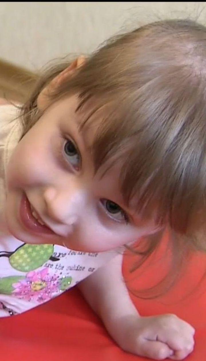Родители пятилетней Даши просят людей помочь дочери выздороветь