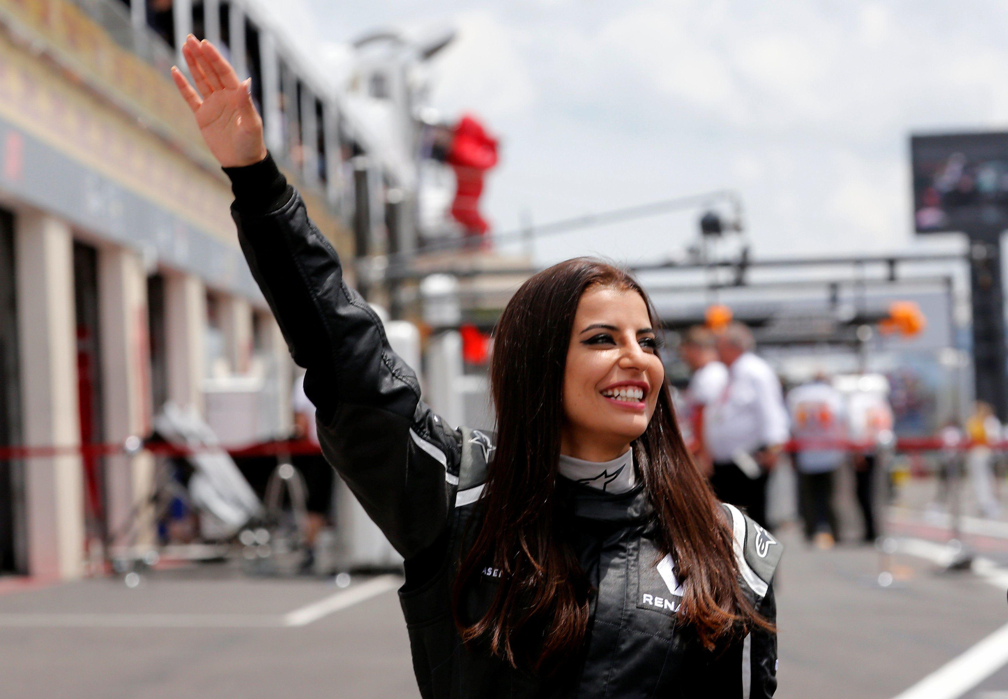 женщина за рулем, Формула-1