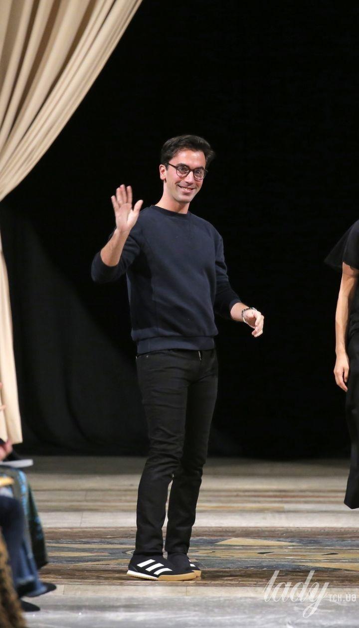 Коллекция Oscar de la Renta прет-а-порте сезона осень-зима 2018-2019