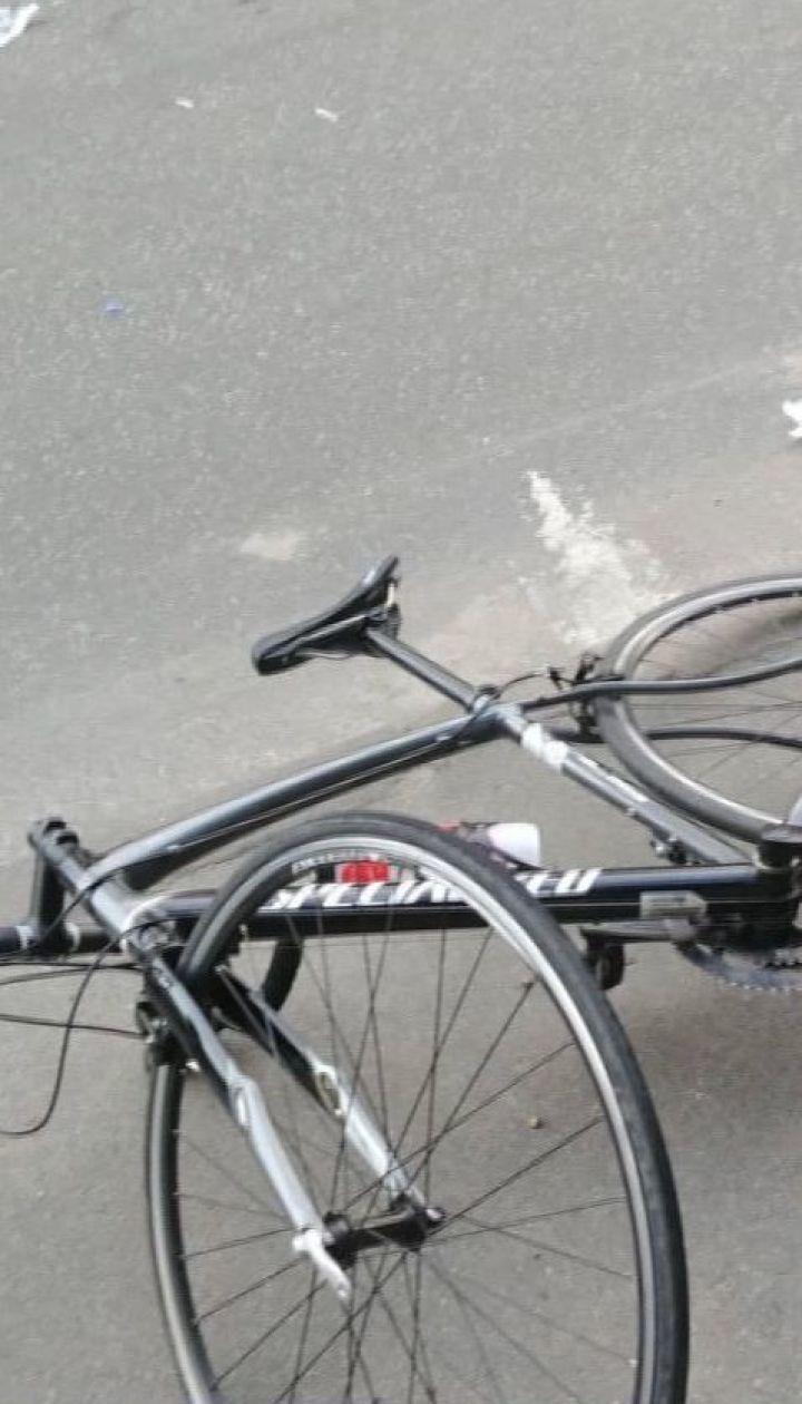 Почему в Украине так много ДТП с участием велосипедистов
