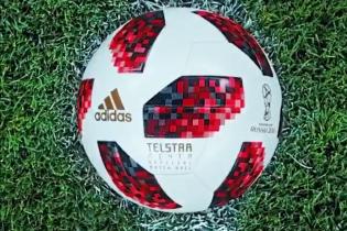 ФИФА показала мяч, которым сыграют в плей-офф Чемпионата мира