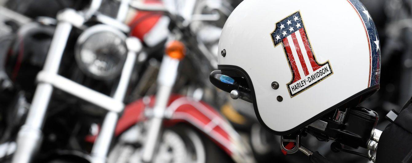 Harley-Davidson показав нові логотипи для електробайків
