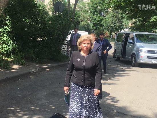 Омбудсменка РФ влаштує прес-конференцію замість зустрічі з українською колегою – Геращенко