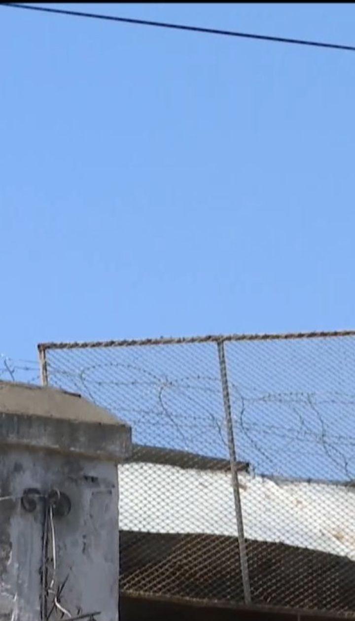 На Херсонщині двоє арештантів втекли з ізолятора тимчасового тримання