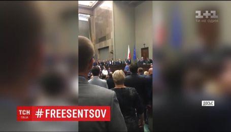 У Кремлі відмовили у помилуванні Олега Сенцова