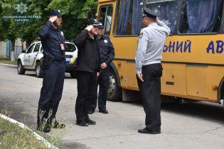 Керівництво поліції з усіх областей України провело нараду у прифронтовій зоні