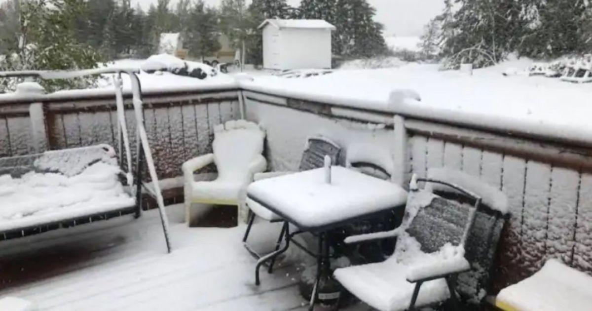 """Результат пошуку зображень за запитом """"Канаду засыпало снегом"""""""