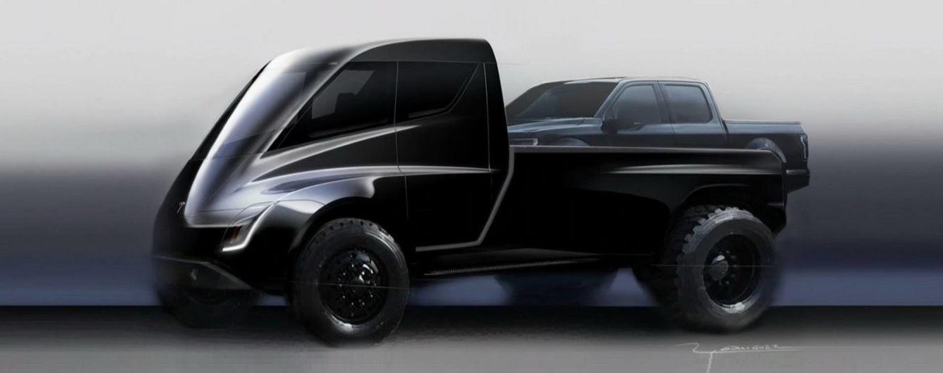 Пикап от Tesla планируется с учетом пожеланий клиентов