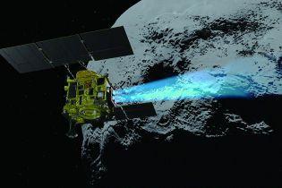 """Японський зонд зробив знімок астероїда """"Рюгу"""" з близької відстані"""