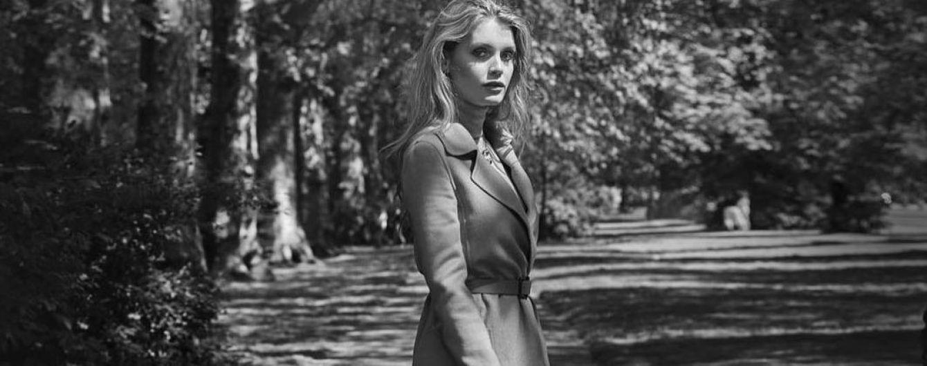Сестра британских принцев - Китти Спенсер в новом кадре для Bulgari