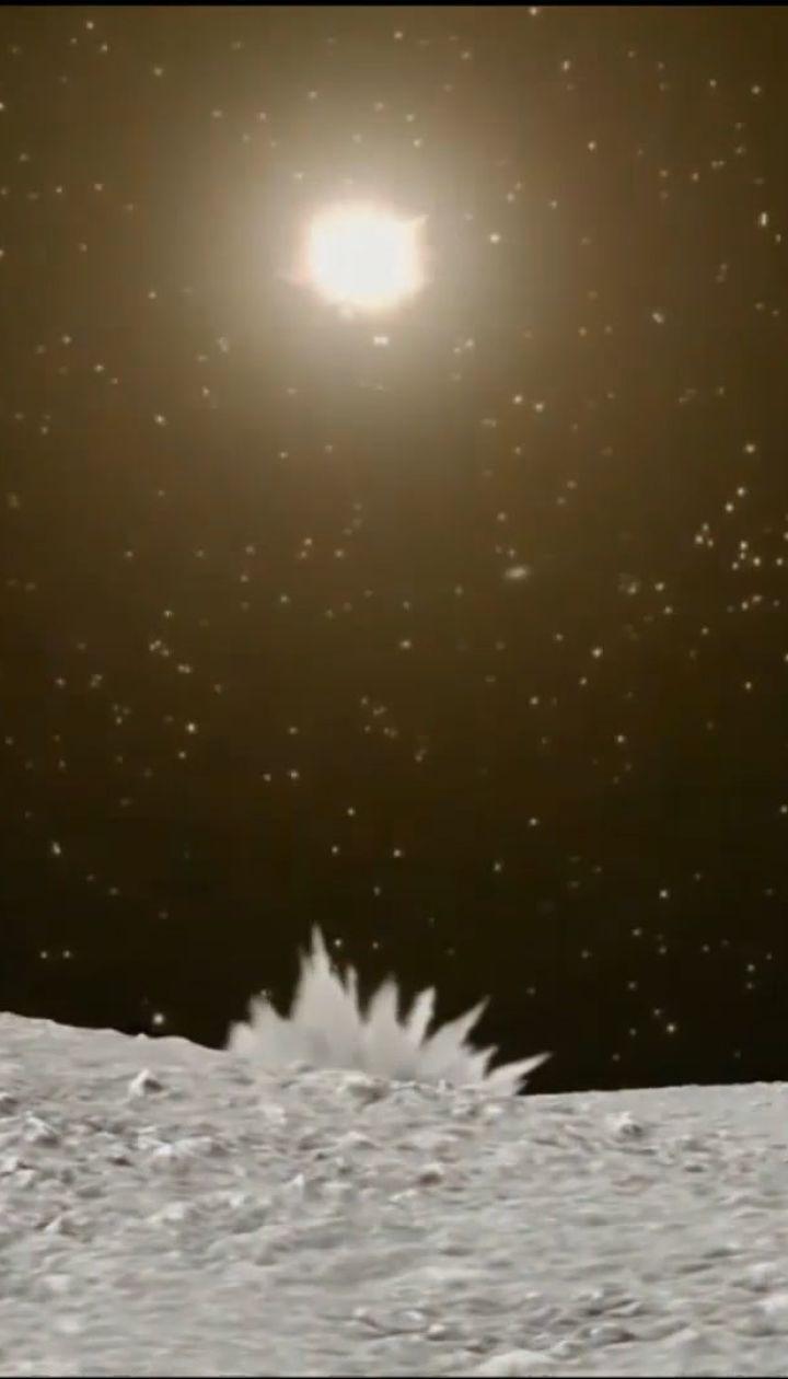 Японський безпілотний корабель після тривалої подорожі нарешті долетів до астероїда