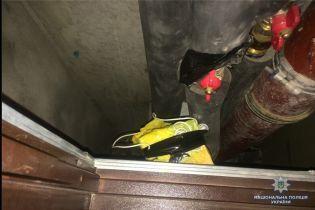 У будівлі Вищої ради правосуддя знайшли муляж вибухівки