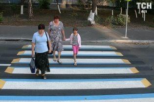 Стали відомі головні домисли пішоходів, про які не знають водії