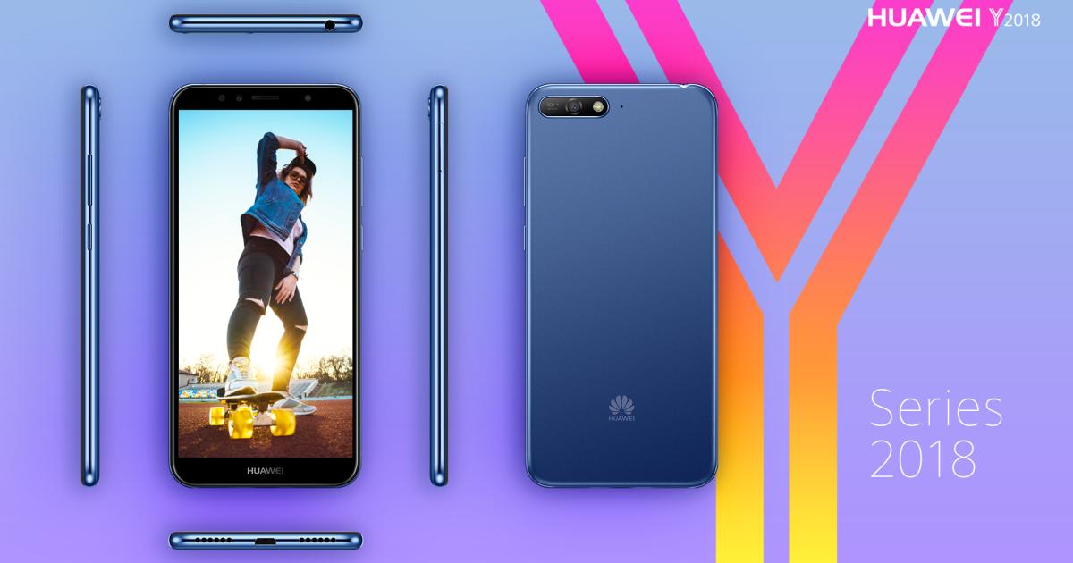 Серия смартфонов Huawei Y: когда бюджетный означает оптимальный