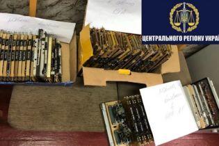 На Житомирщині затримали військового, який викрав електроніку з зенітно-ракетного комплексу