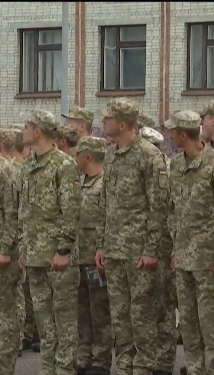 Полтысячи десантников вернулись домой из зоны проведения ООС