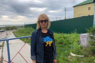 Денисова посетила в колонии осужденного за терроризм россиянина
