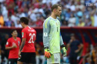 Шовковський про воротаря збірної Німеччини: своїми діями він принизив партнерів по команді