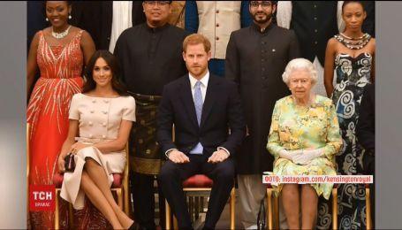 Британцы раскритиковали Меган Маркл за неправильную позицию ног