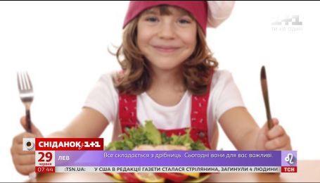 Топ-5 продуктов, которые будут развивать умственные способности вашего ребенка