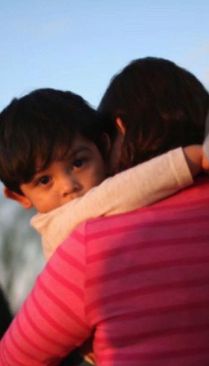 Амаль Клуні виступила на підтримку дітей-мігрантів