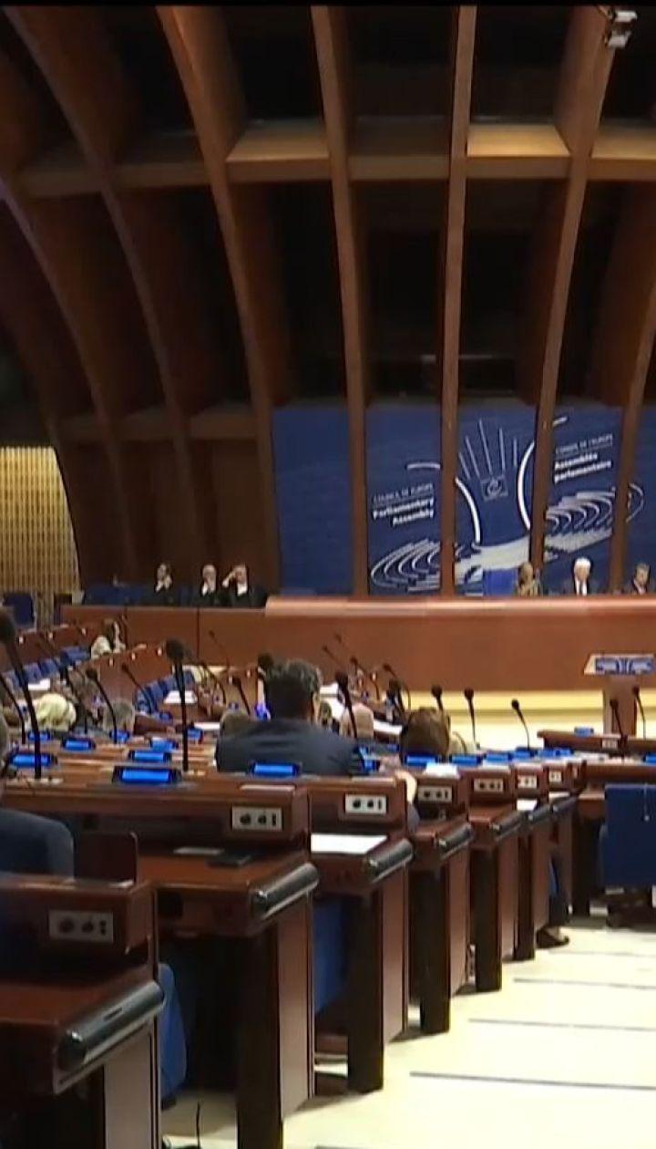 Європейські парламентарі закликали Кремль примусово не годувати українських політв'язнів