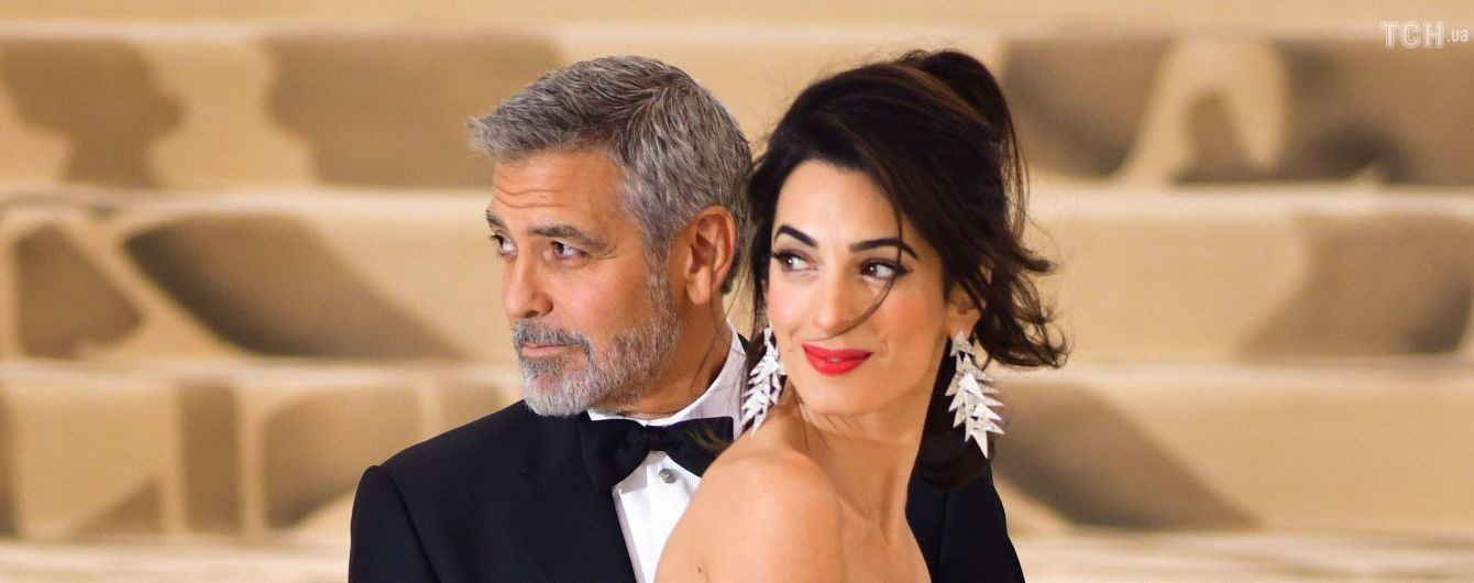 Амаль Клуни выступила в поддержку детей мигрантов: Я беженка
