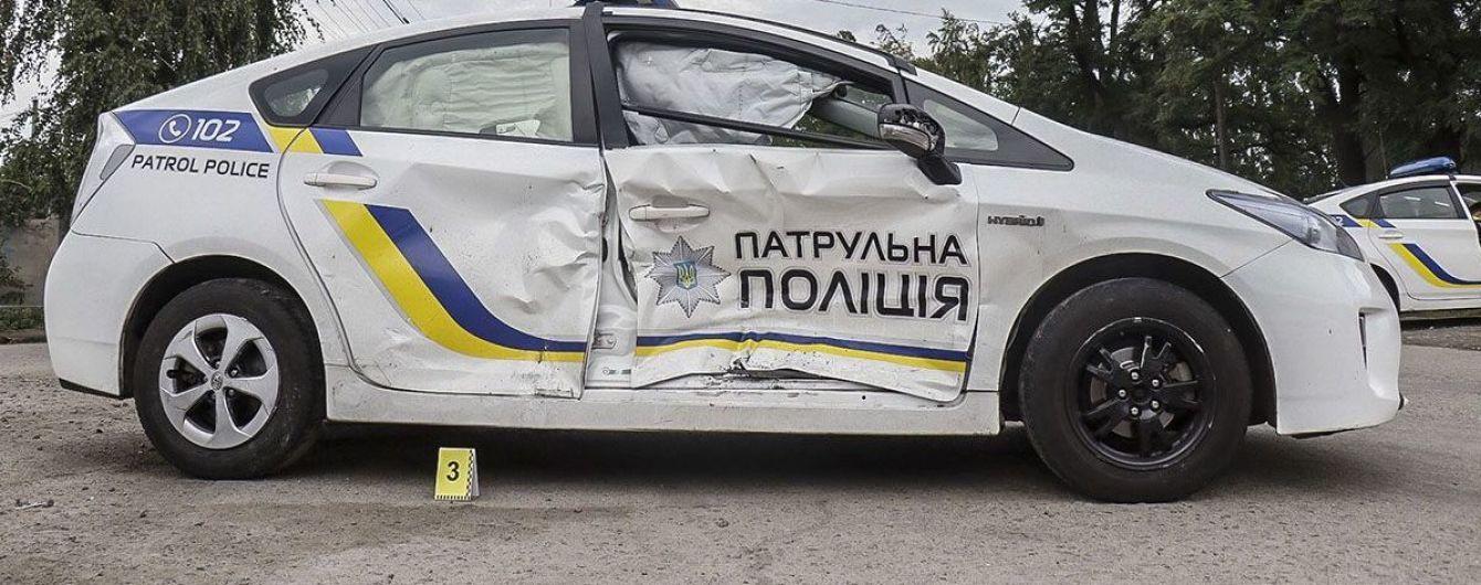 Поліцейські України розбили у ДТП кожне шосте авто. Дослідження