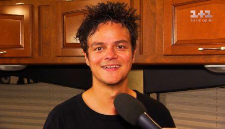 """Британский певец Джейми Каллам заговорил на украинском: """"дякую, аж підскакую"""""""