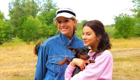Українські зірки взяли участь у забігу з собаками
