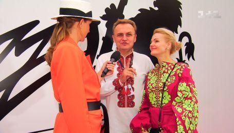 """Андрей Садовый: """"Вышиванки – прекрасная возможность уйти от официоза"""""""
