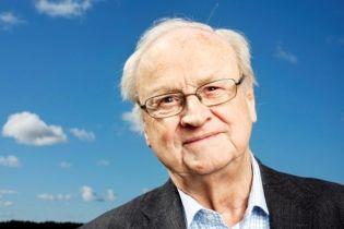 В Швеции умер лауреат Нобелевской премии