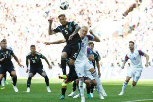 Ще один гравець збірної Аргентини оголосив про завершення кар'єри