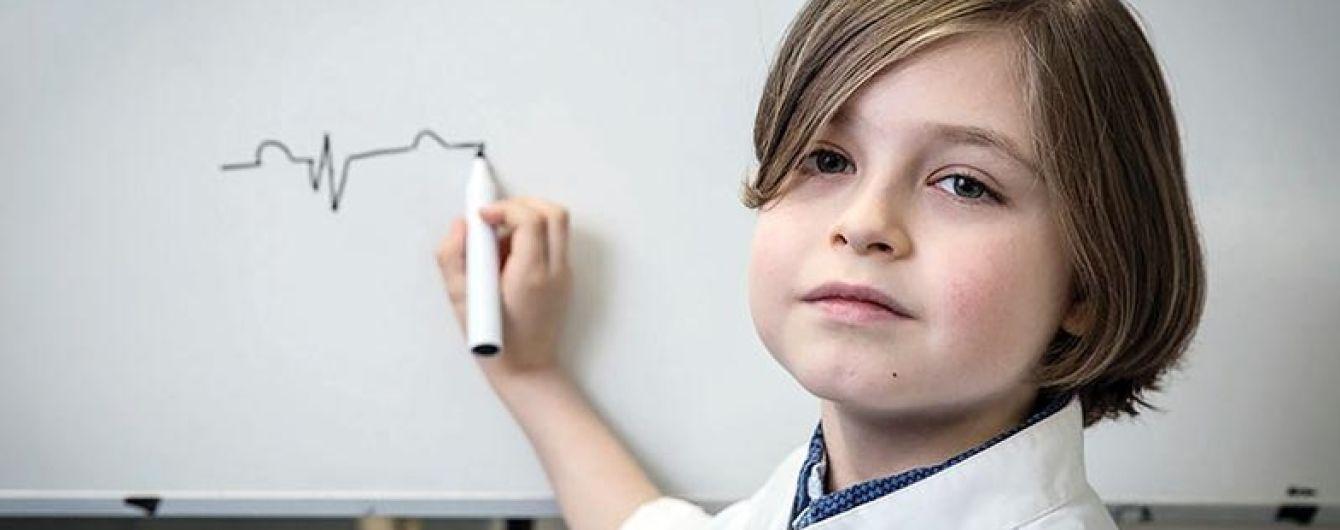 8-летний бельгиец закончил школу и подает документы в университет