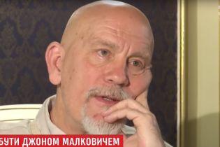 В Голливуде никто не хочет говорить об Украине – Джон Малкович