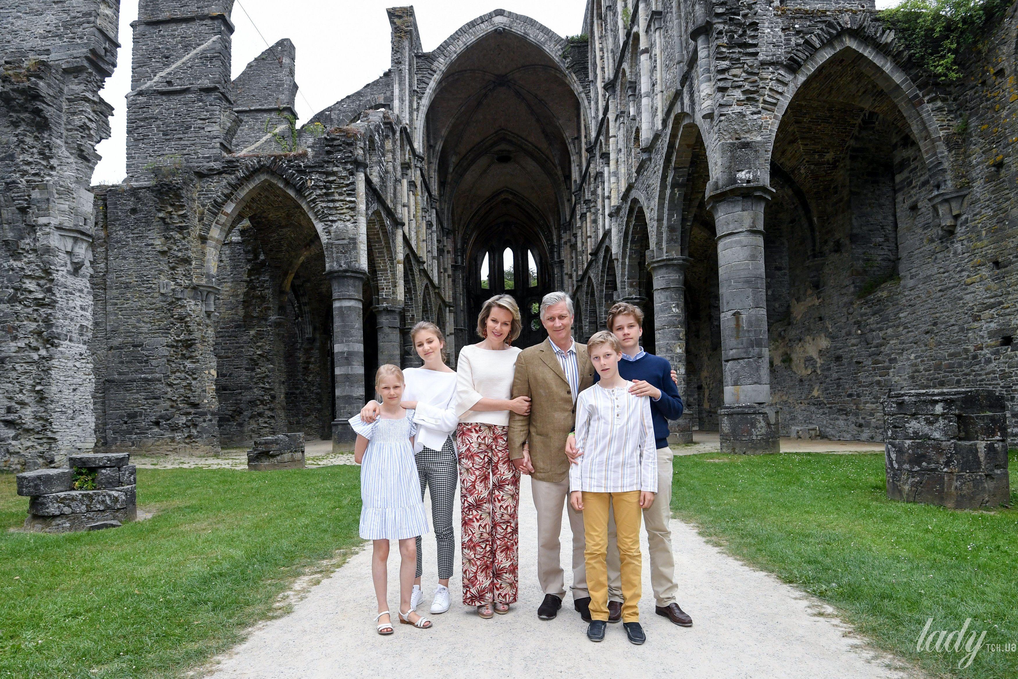 Бельгийская королевская семья_1
