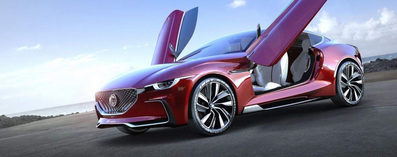 Компанія MG повернеться до свого спортивного коріння