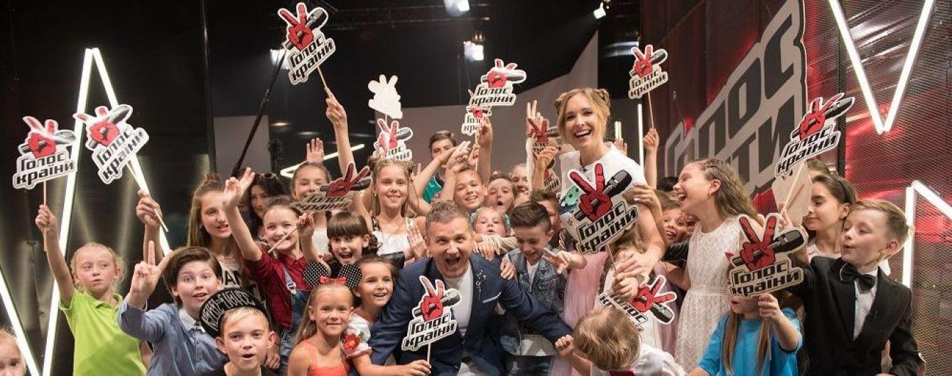 "Телеканал ""1+1"" объявил кастинги на ""Голос країни"" и ""Голос.Діти"""