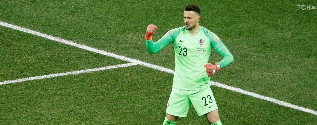 Вратарь сборной Хорватии повторил 12-летний рекорд чемпионатов мира