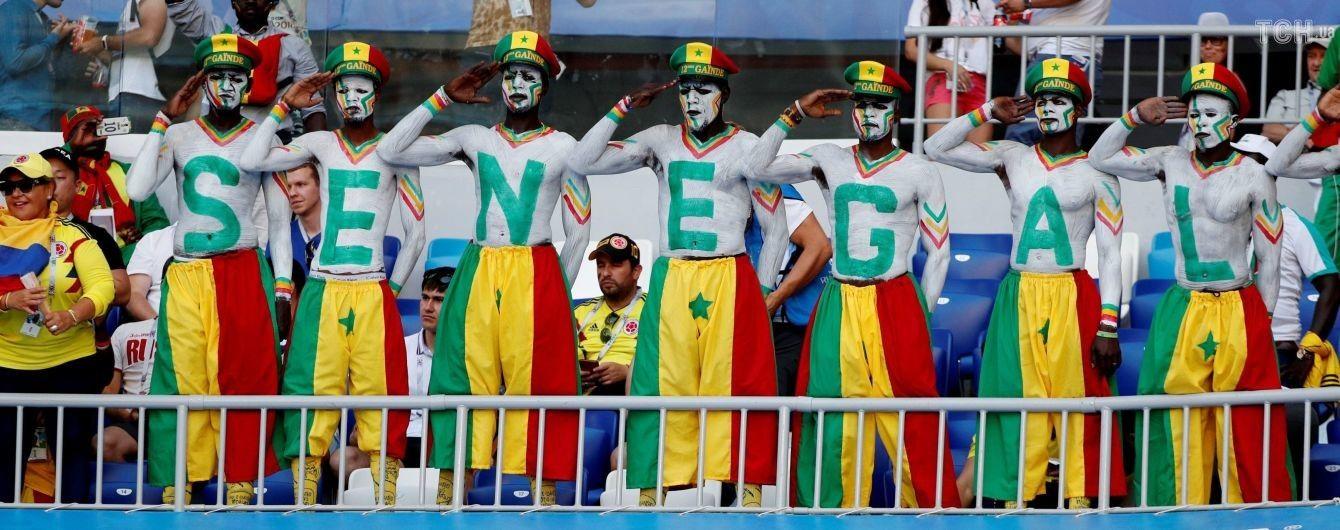 Сенегал, який вилетів з ЧС-2018 через картки, хоче скасувати це правило
