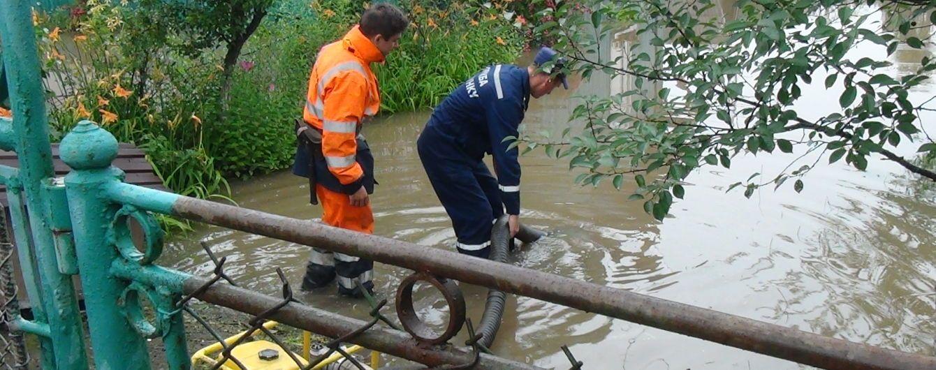 Украину залили дожди. Что делать, если ваш дом затопило