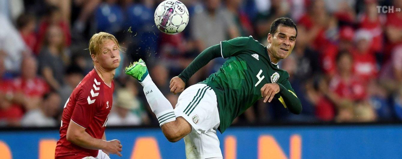 Капітан збірної Мексики повторив рекорд чемпіонатів світу
