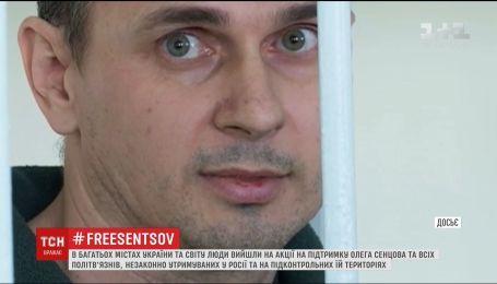 Денісова не полишить спроб відвідати українських політв'язнів Кремля