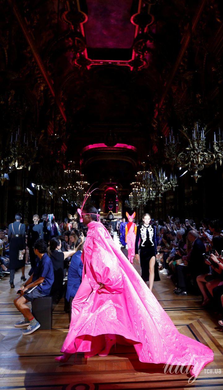 Колекція Schiaparelli Haute Couture осінь-зима 2018-2019 @ Reuters