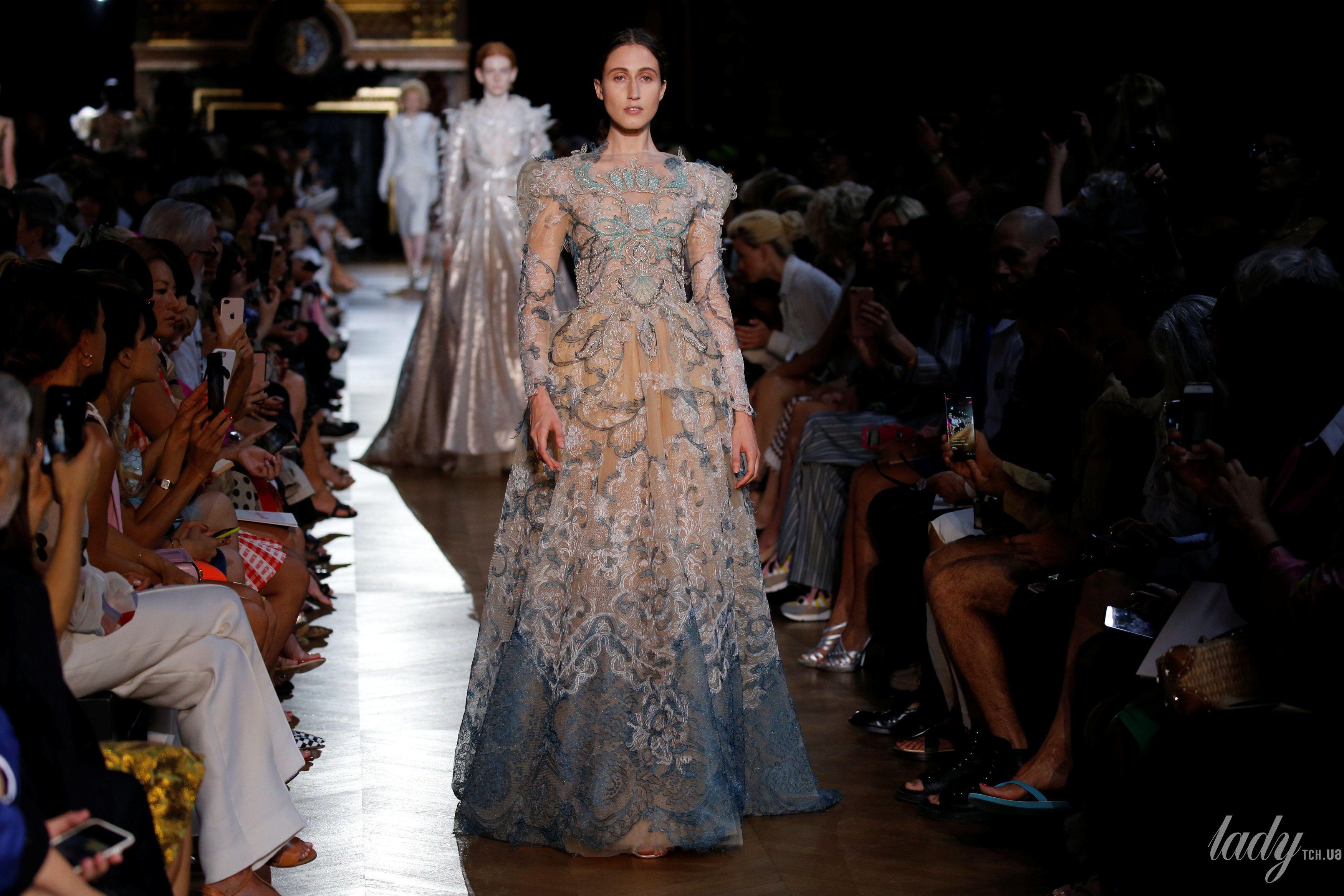 Коллекция Schiaparelli Haute Couture осень-зима 2018-2019_24