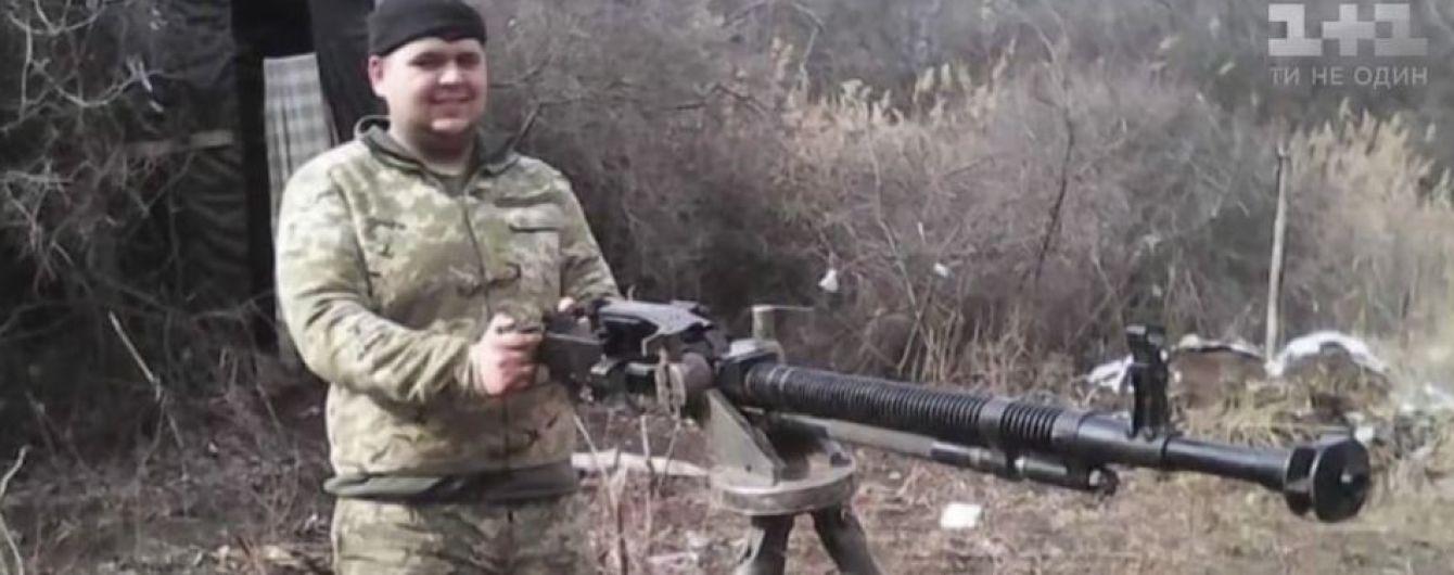 На Волыни похоронили бойца, который попал на фронт лишь с девятой попытки