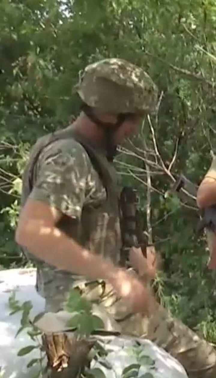 Окупанти знову порушують умови перемир'я на Донбасі