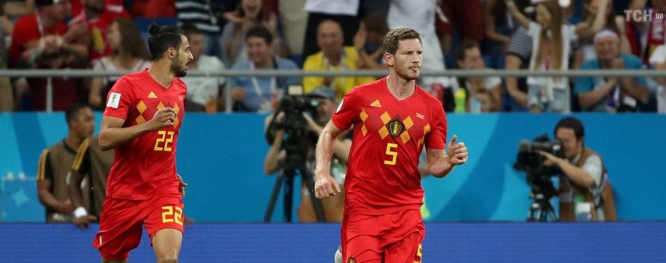 Защитник сборной Бельгии забил сумасшедший гол головой