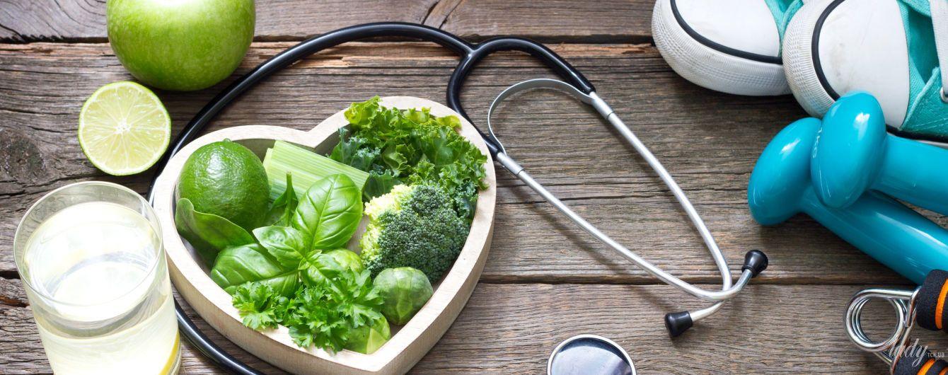 Які продукти любить серце